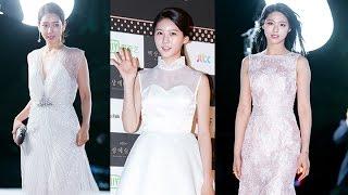 getlinkyoutube.com-[SSTV 영상] 박신혜-김새론-고아라-설현-크리스탈-한선화, 청순함과 섹시미 '물씬'