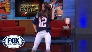 getlinkyoutube.com-So You Think You Can Touchdown Dance with Victor Cruz