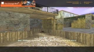 Counter-Strike: Spam spots (wallbangs) de_inferno