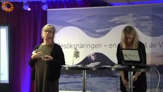 Turismkonferens 2015 -  Nya satsningar i länet: EFFEKT