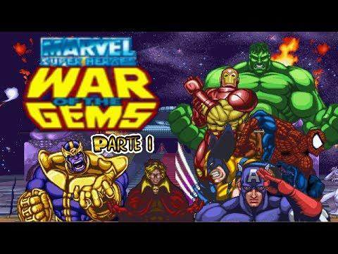 Spiderman vs Pie Grande? o.O   Marvel Super Heroes in War of the Gems Parte 1