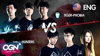 getlinkyoutube.com-Vainglory Live | Invitational World Tournament | Tiger Phobia VS Hunters | Casteo ESP | Parte 2