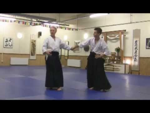 Aikido Teaching Video - Principles and Perspectives - Preview video - Exploring Space
