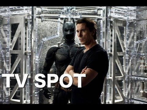 The Dark Knight Rises - TV Spot #3 Rise (HD)