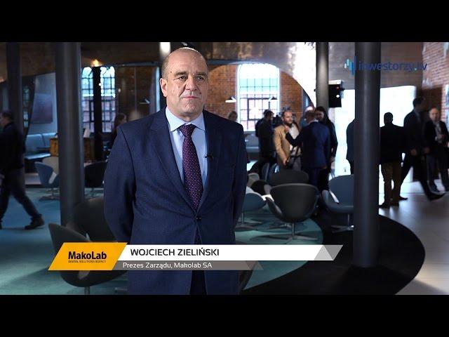 MakoLab SA, Wojciech Zieliński - Prezes Zarządu, #80 PREZENTACJE WYNIKÓW