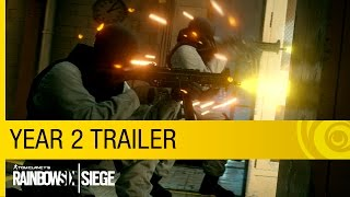 Tom Clancy's Rainbow Six Siege - Year 2 Trailer