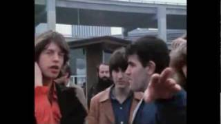 getlinkyoutube.com-Hendrix,Garcia, Stones before helicopter to Altamont