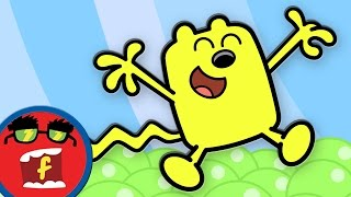 getlinkyoutube.com-WubbClub Tour | Fredbot Children's Cartoon (Wow! Wow! Wubbzy!)