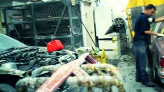 The Mekanix - The Chop Shop (feat. Yukmouth, J. Stalin & Laroo)