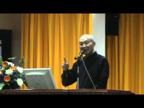 20120923 興毅義和 新道親班 『三寶的殊勝與學習的重要』周前人大德致詞