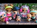 LOL SURPRISE DOLLS!! Opening New Series 2 Baby Dolls!