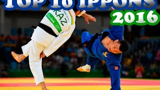 getlinkyoutube.com-TOP 10 IPPONS 2016|THIS JUDO 2016|HIGHLIGHTS