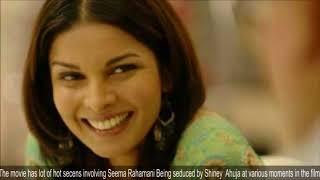 Seema Rahamani Did Bold Scene With Shiney Ahuja In Sins Movie