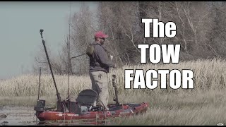 TIME ON THE WATER | The TOW Factor with Flukemaster