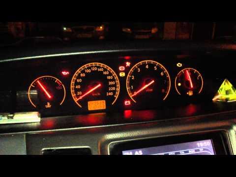 Мигает AirBag  на Nissan Primera P12. как исправить!