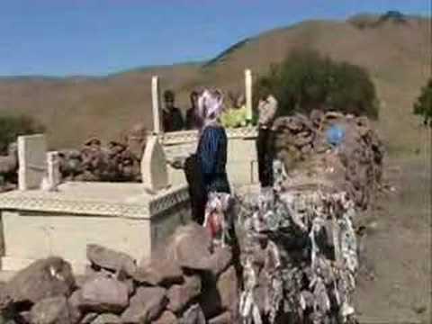 Erzincan Tercan Oğulveren Köyü Türbe Ziyareti