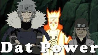 getlinkyoutube.com-Naruto Shippuden Episode 372 Impressions Hokages BEAST!!