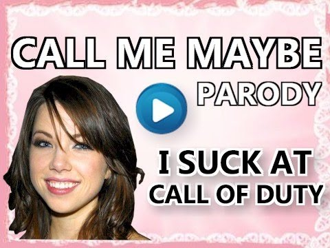 Carly Rae Jepsen - Call Me Maybe (Official Video) Call Me Newbie PARODY