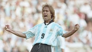 getlinkyoutube.com-Gabriel Batistuta / Top 10 goals