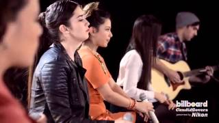 Fifth Harmony - Stay (Cover) (Live Billboard)