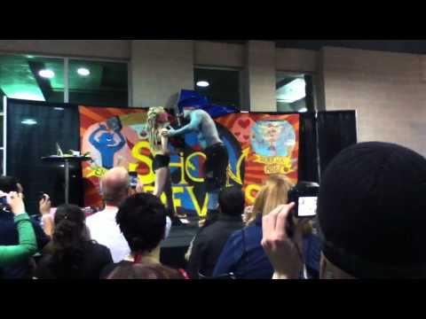 Philly Tattoo Convention Side Show