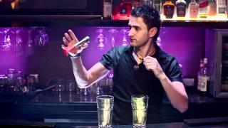 getlinkyoutube.com-Cuba Libre & Mojito World's Best Bartender