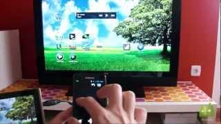 getlinkyoutube.com-Usando un móvil como mando a distancia de una tablet Android | 4ndroid.com