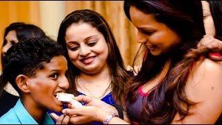 getlinkyoutube.com-Kavi's Birth Day Party Video