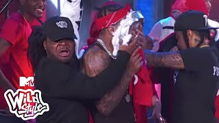 Young M.A & Nick Cannon Get the Same Chicks | Wild 'N Out | #Wildstyle