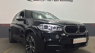 BMW X5 50d F15 with Maxhaust Active Sound