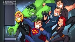 getlinkyoutube.com-Superhero First World Problems - Phone Charger