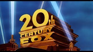 20th Century Fox 1981 logo - 1990 variant Recolored (1080p HD)