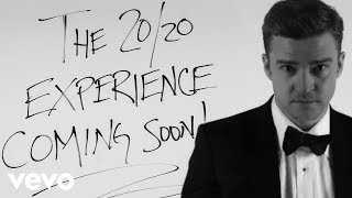 Justin Timberlake - Suit & Tie f. Jay-Z (Lyric Video)
