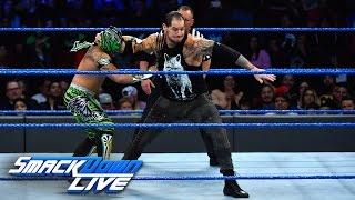 getlinkyoutube.com-Kalisto vs. Baron Corbin: SmackDown LIVE, Dec. 6, 2016