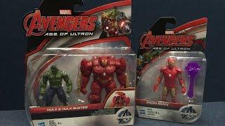 getlinkyoutube.com-Avengers: Age of Ultron - HULKBUSTER IRON MAN and HULK