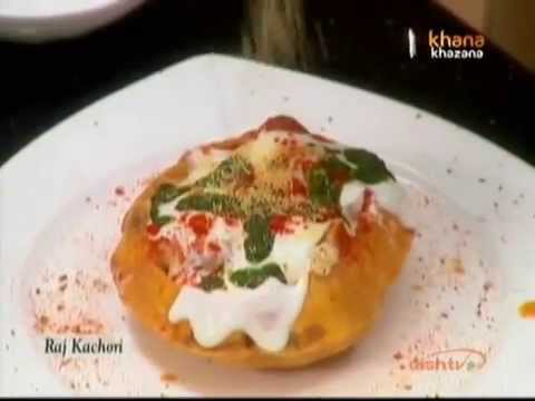 Quick Chef Aug. 04 '11 - Raj Kachori