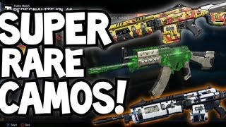 getlinkyoutube.com-BLACK OPS 3 RARE WEAPON CAMOS - EXCLUSIVE CAMO PACKS (WEAPONIZED 115, TAKEOUT, NUKETOWN & MORE)