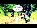 GAS POOL!!! Vespa Scooter Adventure - Trabas Jalur Paling Ekstrim