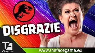 ANCORA DISGRAZIE al JURASSIC PARK! #DinoCraft ITA