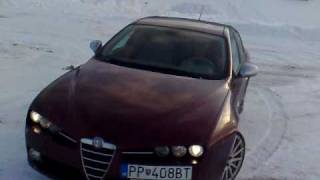 getlinkyoutube.com-Alfa Romeo 159 Q4 2,4 JTDm