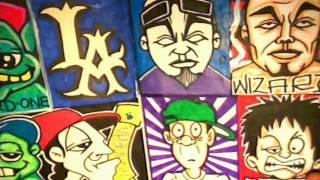 getlinkyoutube.com-CHOLOWIZ graffiti blackbook and stickers-(Sara Parker - My love Is Deep)