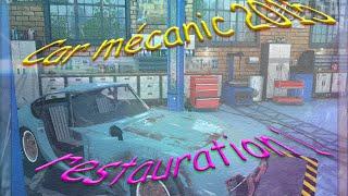 getlinkyoutube.com-car mécanic simulator 2015 restauration épisode 1