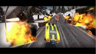 getlinkyoutube.com-Burning Rubber 4: Crazy Race