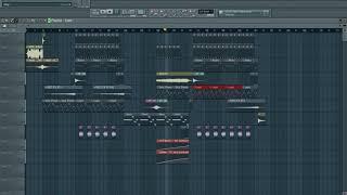 SASH - ECUADOR Remix (Eletrofunk) FL STUDIO FLP.