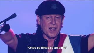 getlinkyoutube.com-Scorpions - Wind of Change (Live HD) Legendado em PT- BR