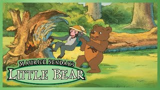 getlinkyoutube.com-Little Bear | Out Of Honey / Message In A Bottle / Little Bear's Sweet Tooth - Ep. 33