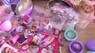 getlinkyoutube.com-Mis cosas de violetta - violetta disney collection