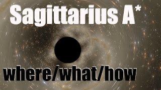 getlinkyoutube.com-In Search of Sagittarius A* - SUPERMASSIVE Black Hole [Space Engine]