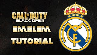 getlinkyoutube.com-EMBLEMA REAL MADRID | BLACK OPS 3 | by SergioLiveHD