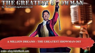 A MILLION DREAMS - THE GREATEST SHOWMAN OST Karaoke